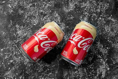 Кока-Кола Ванилла