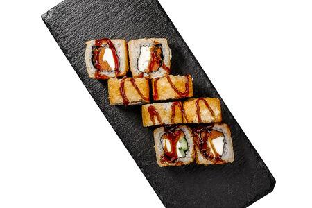 Ролл Темпура с лососем