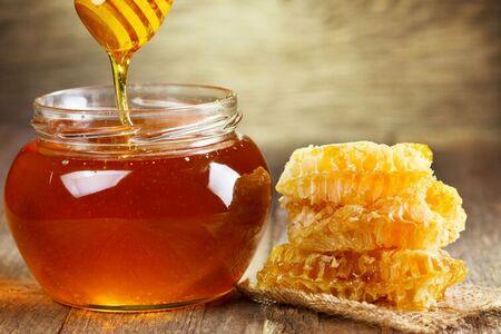 Топпинг к каше: мед цветочный