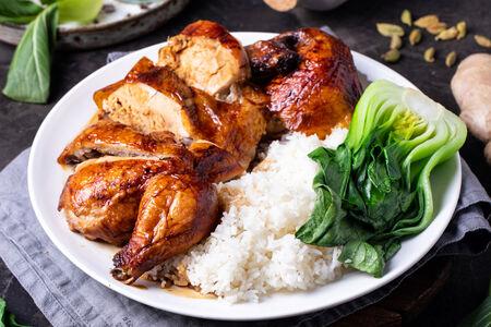 Цыпленок по-сингапурски