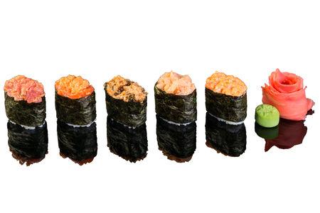 Сет Горячие суши-ассорти сакана