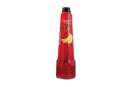 Газированный напиток Клубника-банан