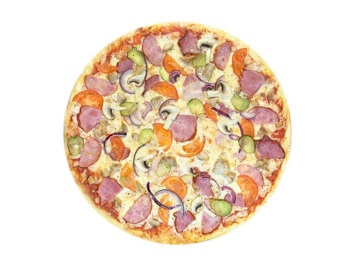 Пицца Много Мяса