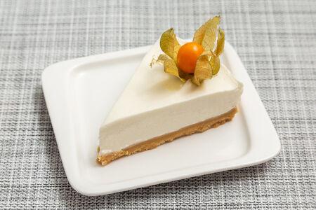 Десерт Нежность Фудзиямы