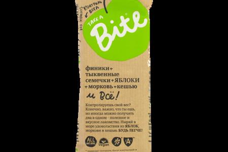 Батончик Bite Контроль веса Морковь-Кешью