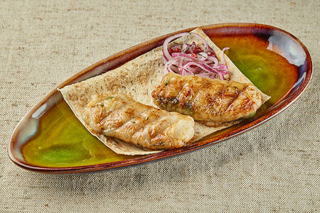 Абхазури -грузинские колбаски из баранины