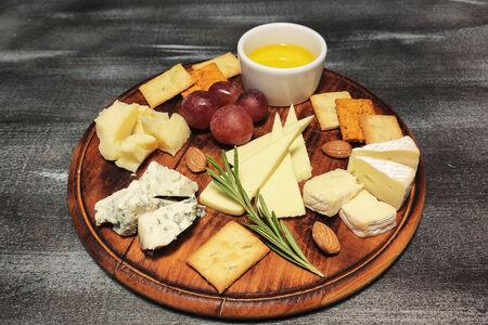 Сыр под вино