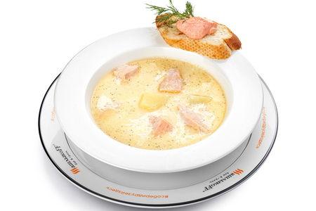 Норвежский суп (Рыбный день)