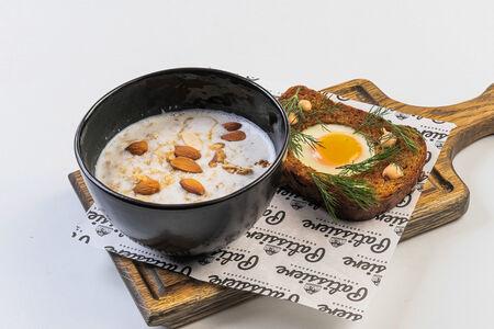 Континентальный завтрак №4