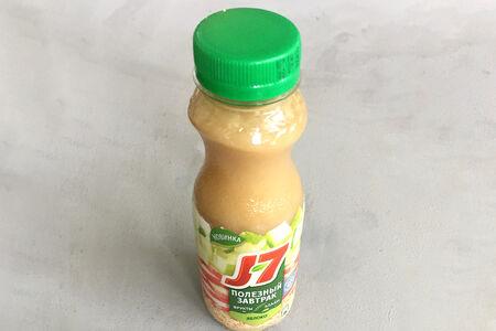 J7 Полезный завтрак Яблоко-злаки