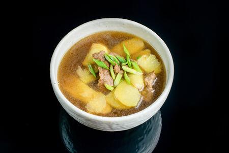 Суп домашний по-китайски