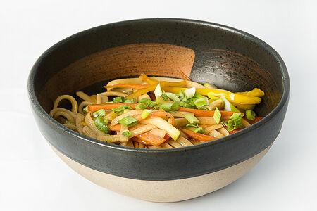 Вок Лапша с овощами