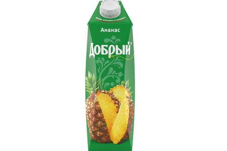Сок ананасовый