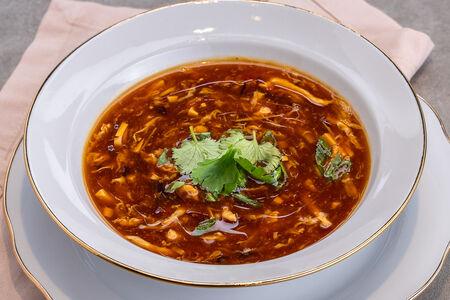 Суп кисло-острый по-пекински