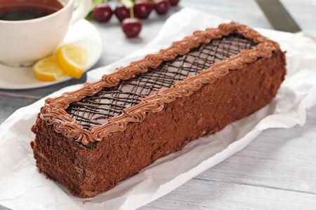 Торт Прага бисквитный
