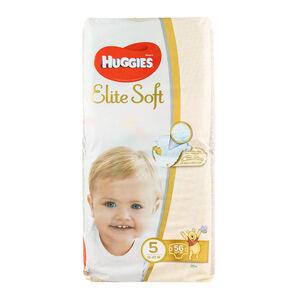 Huggies Elite Soft 5 12-22 кг