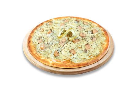Пицца Семга Стейк