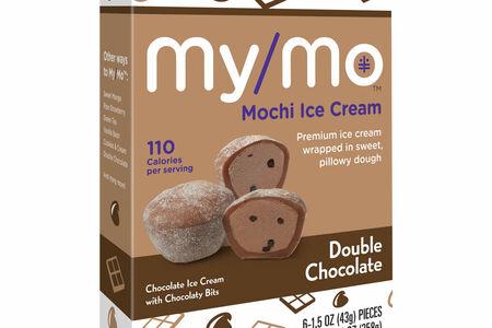 Моджи Mymo Два шоколада
