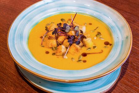 Суп Смех Дженис (Тыквенный суп)