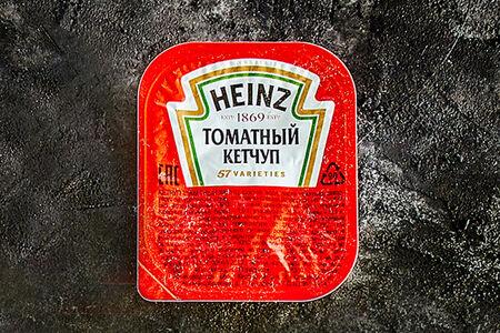 Соус Томатный кетчуп