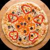 Фото к позиции меню Пицца Веганская