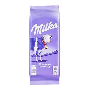 Milka молочный