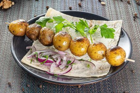 Бэби картофель