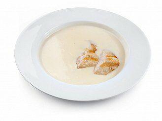 Сырный суп (no alcohol)