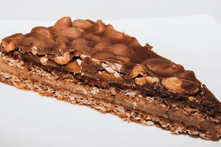 Десерт Карамельно-арахисовый