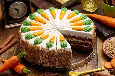 Торт Морковный Премиум