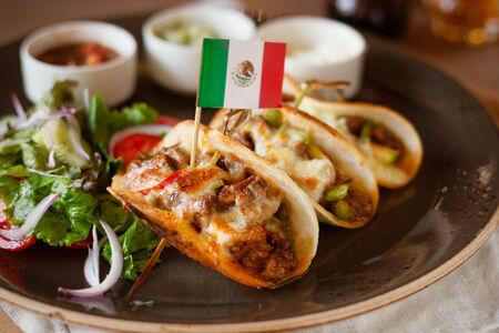 Мексиканский ужин