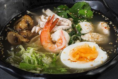 Суп Фо Ка с морепродуктами