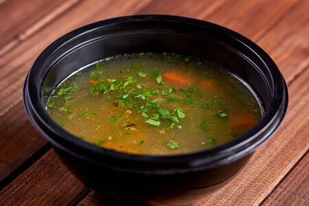 Суп Домашний ливанский с курицей