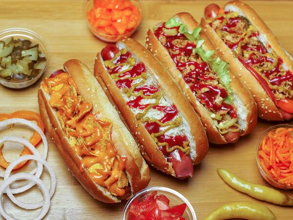 Hot dog хаос