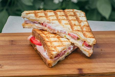 Сэндвич Три сыра