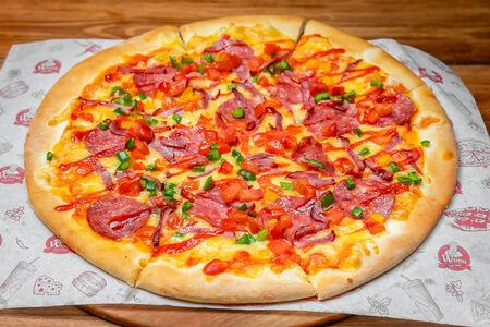 Пицца Дьябло острая