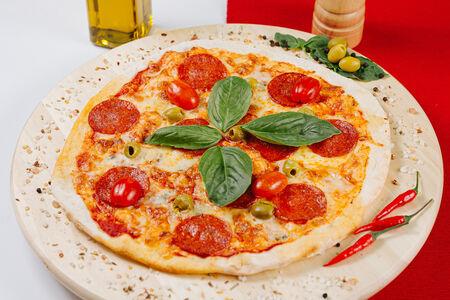 Пицца Горгондзола пиканте