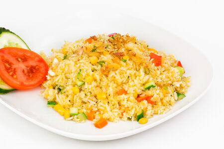 Вок Жареная лапша или рис