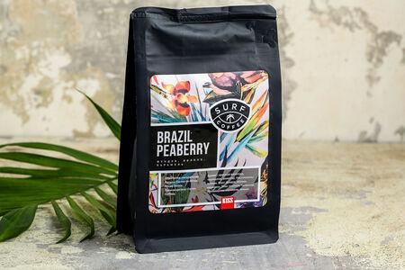 Зерновой кофе Brazil Peaberry