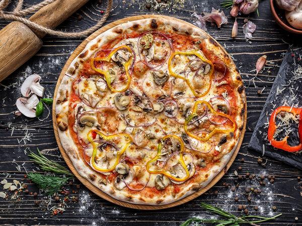 Fresh Pizza Bar