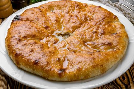 Осетинский пирог Фыдджын