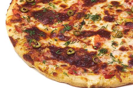 Пицца Креветка бум