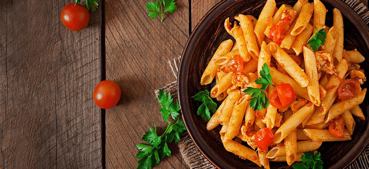 Доставка блюд итальянской кухни