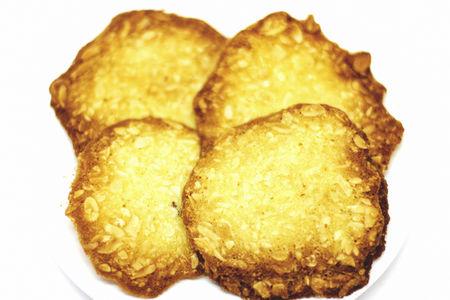 Печенье Кружевное с миндалем