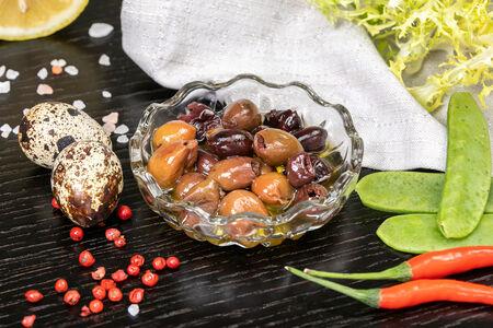 Таджасские маслины