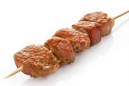 Шашлычок из свинины
