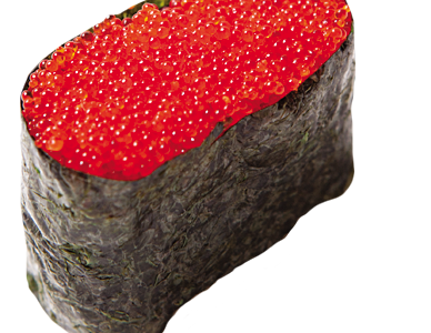 Гункан икра тобико оранжевая
