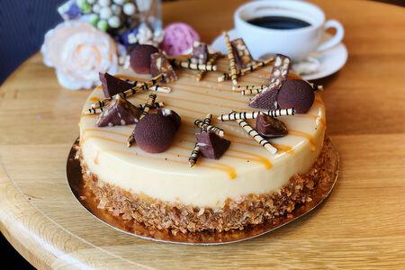Торт Дольче Карамелло