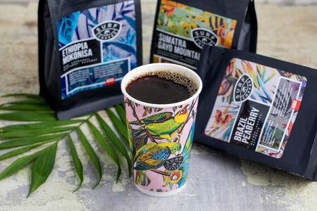 Фильтр кофе из моносорта Grand