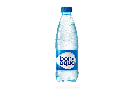 Вода негазированная BonAqua